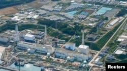 """АЭС """"Фукусима"""". 31 августа 2013 года."""