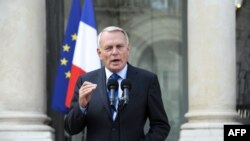 Ministri i jashtëm i Francës, Jean-Marc Ayrault