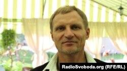 Музыкант Олег Скрипка. Киев, 19 қыркүйек 2013 жыл.