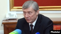 ЖККУ төрагасы Николай Бордюжа