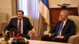 Milorad Dodik i Tomislav Nikolić