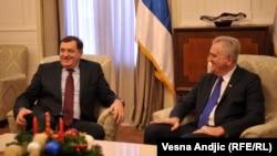 """Dodik se nada da će mu Trampova administracija ukinuti sankcije, a Nikolić očekuje drugačiju, """"objektivniju"""" politiku prema Kosovu"""