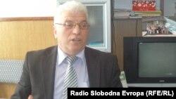 Муарем Доко, директор на основното училиште Братство и единство во Охрид.