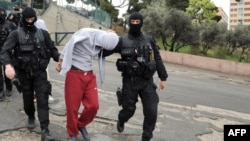 Francuska policija, ilustrativna fotografija