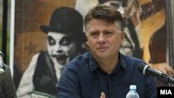 Градоначалникот на Скопје Петре Шилегов