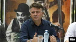Петре Шилегов, градоначалник на Град Скопје