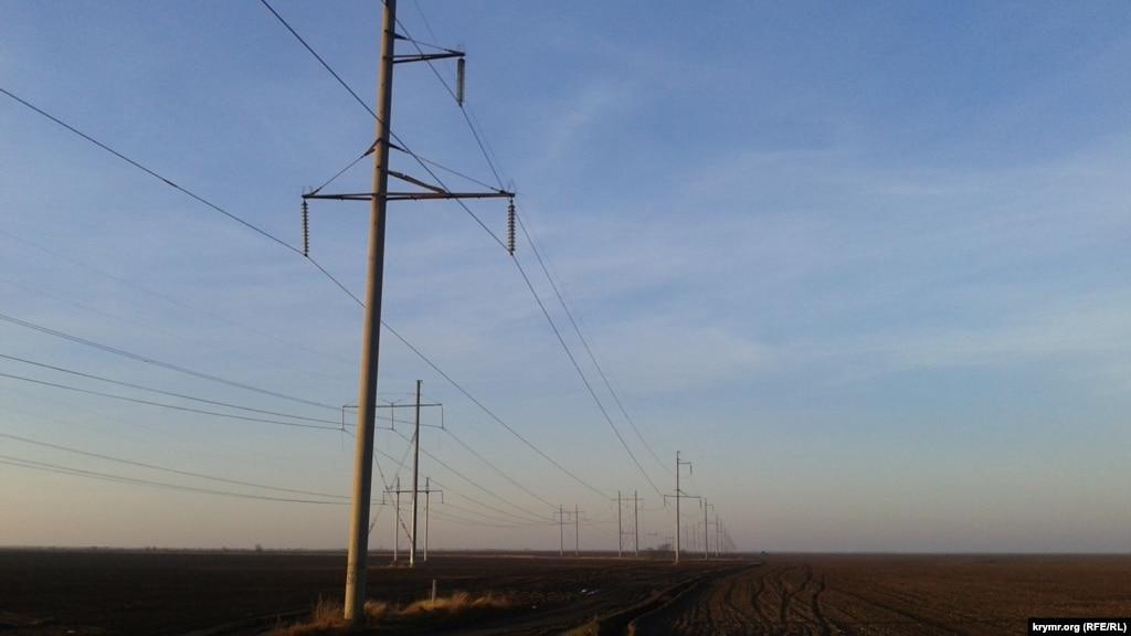 Сусідні зКримом райони Херсонщини отримують електрику зарезервною схемою— ОДА