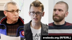 Алесь Чахольскі, Стась Шашок, Яўген Афнагель