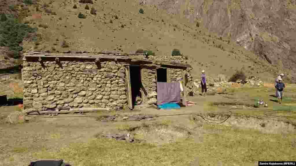 Зардалыдан 50 чакырым алыстыктагы Шудуман аймагы.