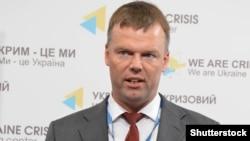 Перший заступник голови СММ ОБСЄ в Україні Александр Гуґ