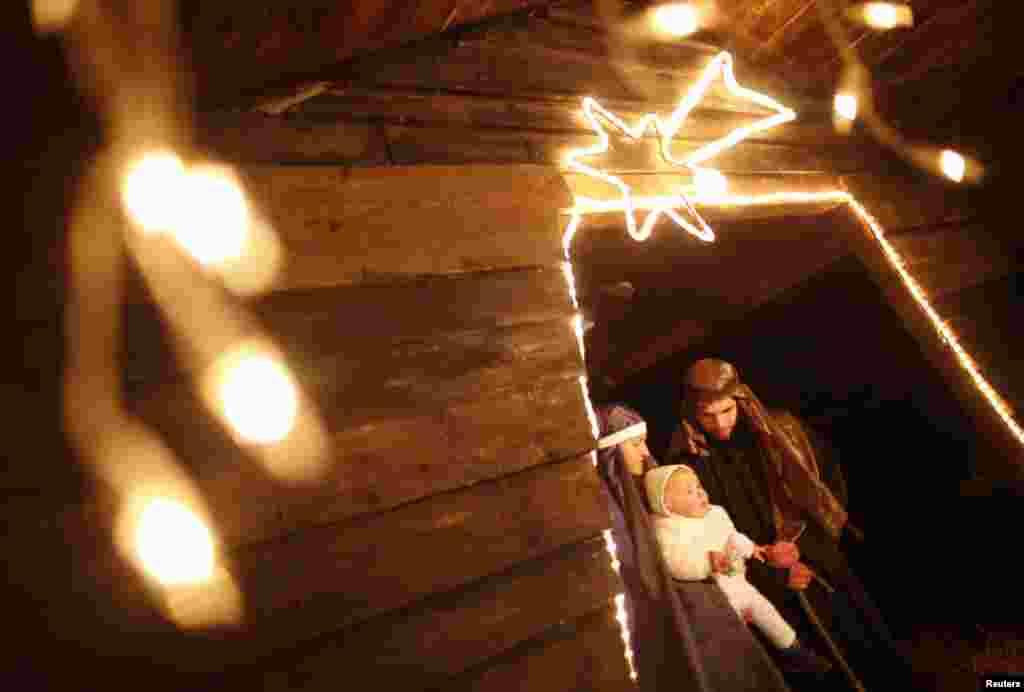 Proslava Božića u Mostaru