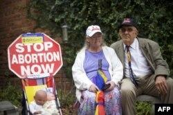 Противники абортов из Техаса
