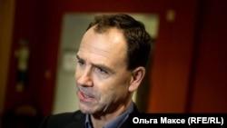 Председатель комитета Рикдага по обороне Аллан Видман