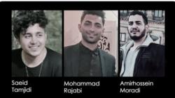 بررسی مجدد پرونده امیرحسین مرادی، سعید تمجیدی و محمد رجبی