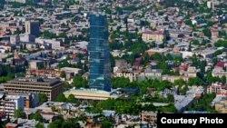 Վրաստան - «Բալթիմոր» հյուրանոցը մայրաքաղաք Թբիլիսիում, արխիվ