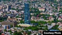 Վրաստանի մայրաքաղաք Թբիլիսիի համայնապատկեր, արխիվ