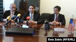 Hrvatski ministar sa američkim zvaničnicima