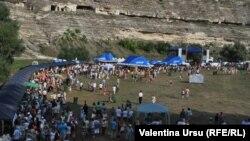Orheiul Vechi, a 3-a ediție a festivalului internațional de folclor GUSTAR, august 2012