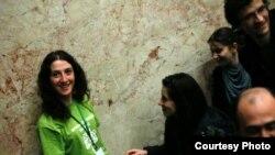 Մարիամ Սուխուդյանը Social Innovation Camp Caucasus-ի ժամանակ