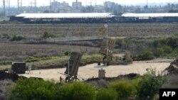 سامانه دفاع موشکی گنبد آهنین در اسرائیل