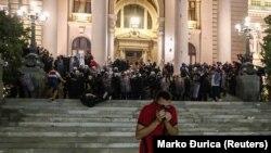 اعتراضات در صربیا