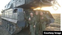 """Фотография установки """"Бук-М1"""", представленная в расследовании Bellingcat"""