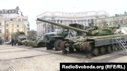 «Присутність»: виставка доказів російської військової агресії в Україні, 2015 рік