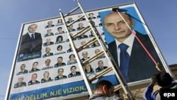 Kampanja gotova - lokalni izbori na Kosovu