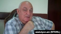 ԵՊՀ ռեկտոր Արամ Սիմոնյան