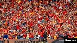 İspaniya Çexiyaya 1:0