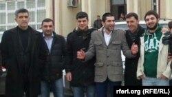 Орхан Эйюбзаде на свободе