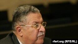 Presidenti irakian, Jalal Talabani