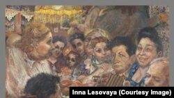 Еврейский мир украинской художницы