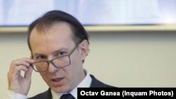 Florin Cîțu, ministru de finanțe