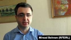 Almir Mujkanović, foto: Mirsad Behram