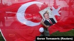 Стамбул, 24 июня 2018 года