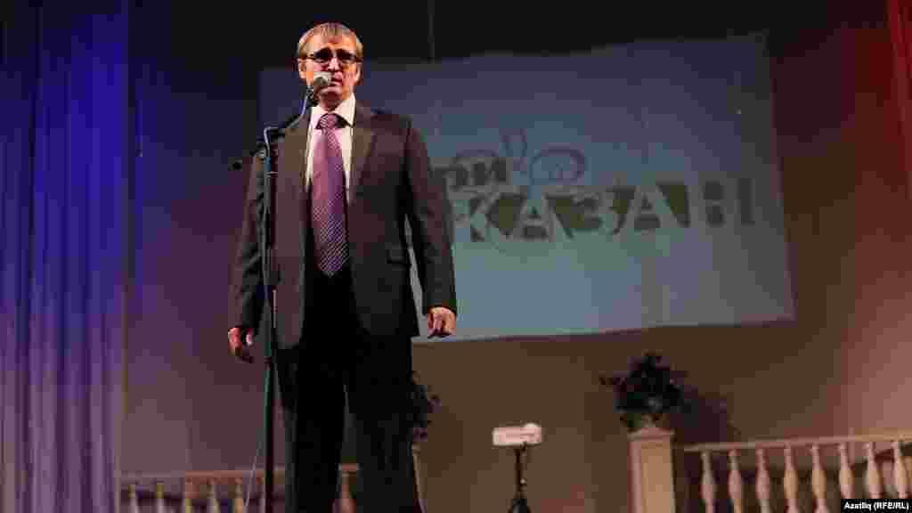 Язучы, журналист Марат Кәбиров