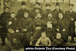 """Redacția Ziarului """"Basarabia"""" (Centrul de Cultură și Istorie Militară)"""
