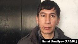 Асхат Шайғұмаров, оралдық белсенді.