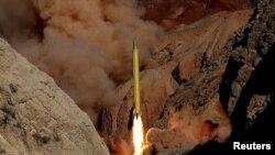 Balistička raketa