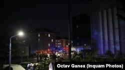 """În incendul de la """"Matei Balș"""" și-au pierdut viața patru persoane"""