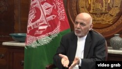 According to the Afghan Foreign Ministry, the decision not to participate in the planned Moscow conference was made after consultations between President Ashraf Ghani (pictured) and other officials. (file photo)