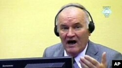 Ratko Mladic (file photo)