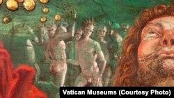 تابلوی رستاخیز متعلق به قرن پانزدهم میلادی