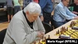 Петерис Сондорс и хобби всей его жизни – шахматы