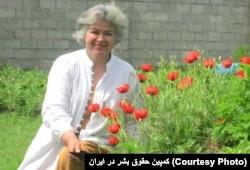 Mansureh Behkish (file photo)