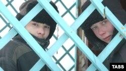 Колония для несовершеннолетних в Кировграде
