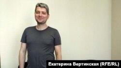 Сергей Беспалов в суде