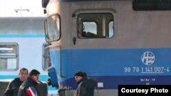 Vlak HŽ-a