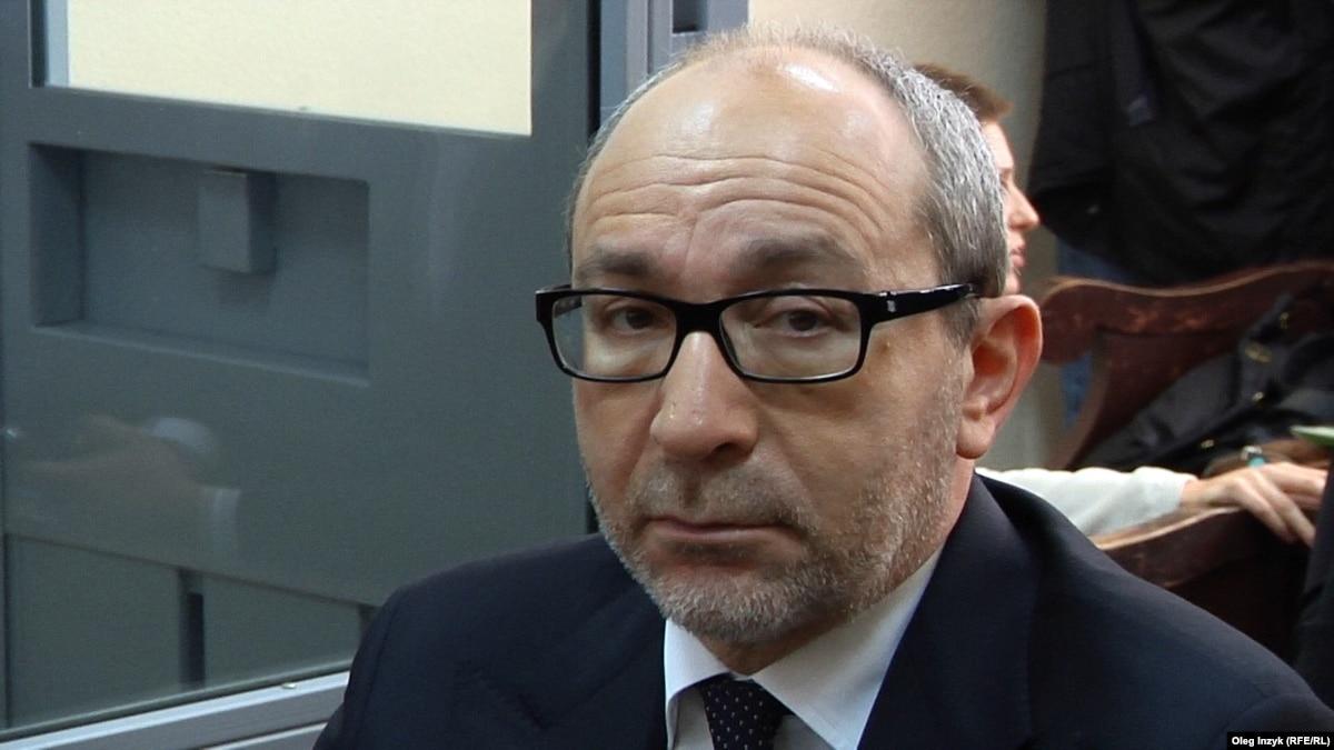 Дело Кернеса передали в Киевский районный суд Полтавы